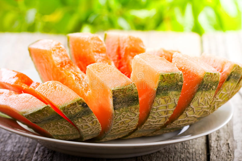 Download Cantaloupe melon stock image. Image of freshness, water - 26003877