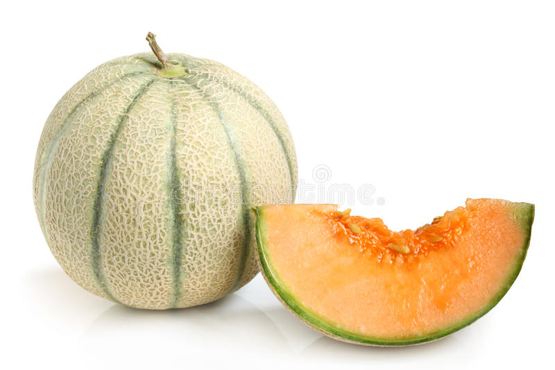 Download Cantaloupe melon stock image. Image of background, horizontal - 30993109