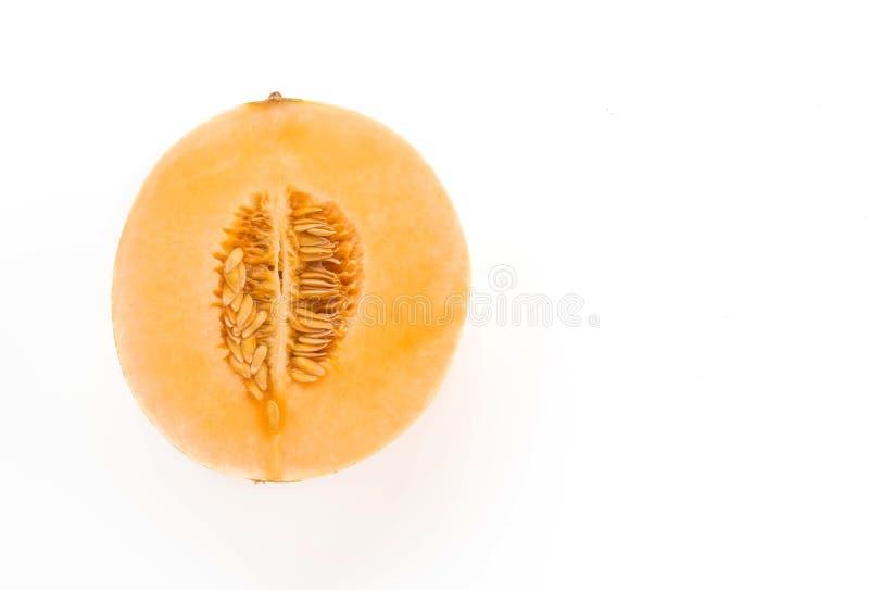 Cantalupo fresco fotografia stock libera da diritti