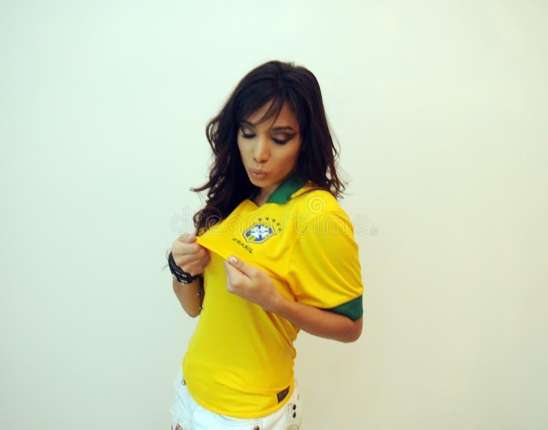Cantante brasileño de Anitta fotografía de archivo libre de regalías