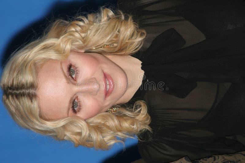 Cantante Madonna immagine stock libera da diritti