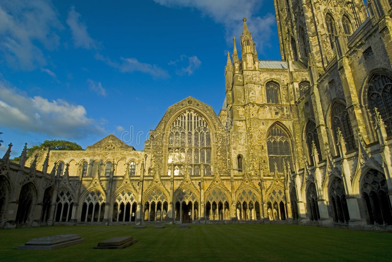 Download Canterbury Cathedral stock photo. Image of canterbury - 5565590