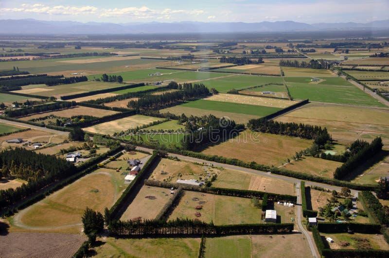 Canterbury gospodarstwo rolne zdjęcie stock