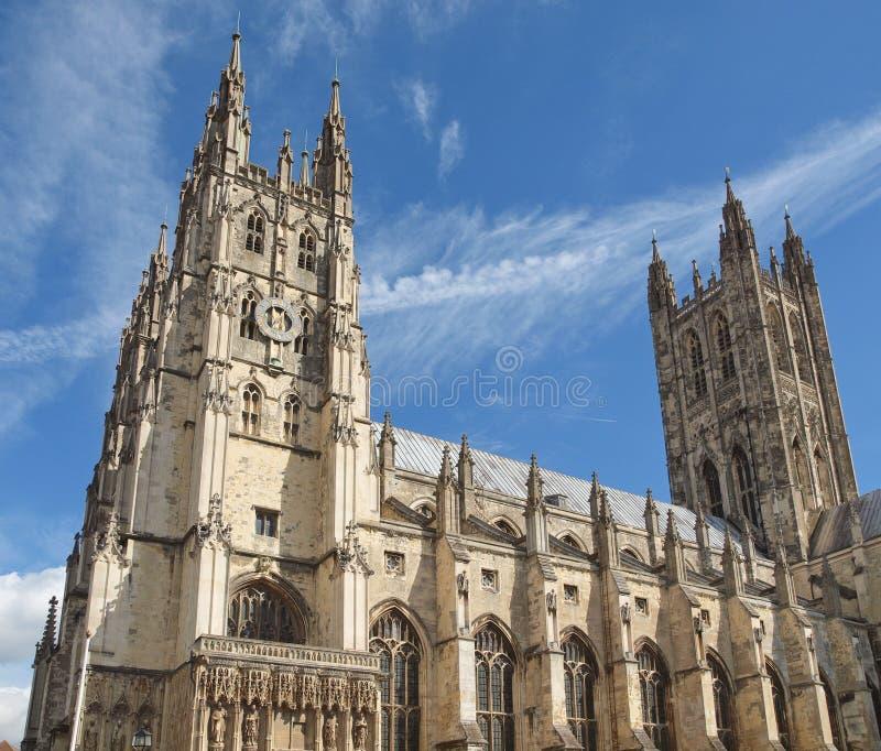 Canterbury katedra zdjęcie stock