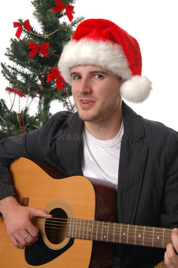 Canti natalizii di natale immagine stock libera da diritti