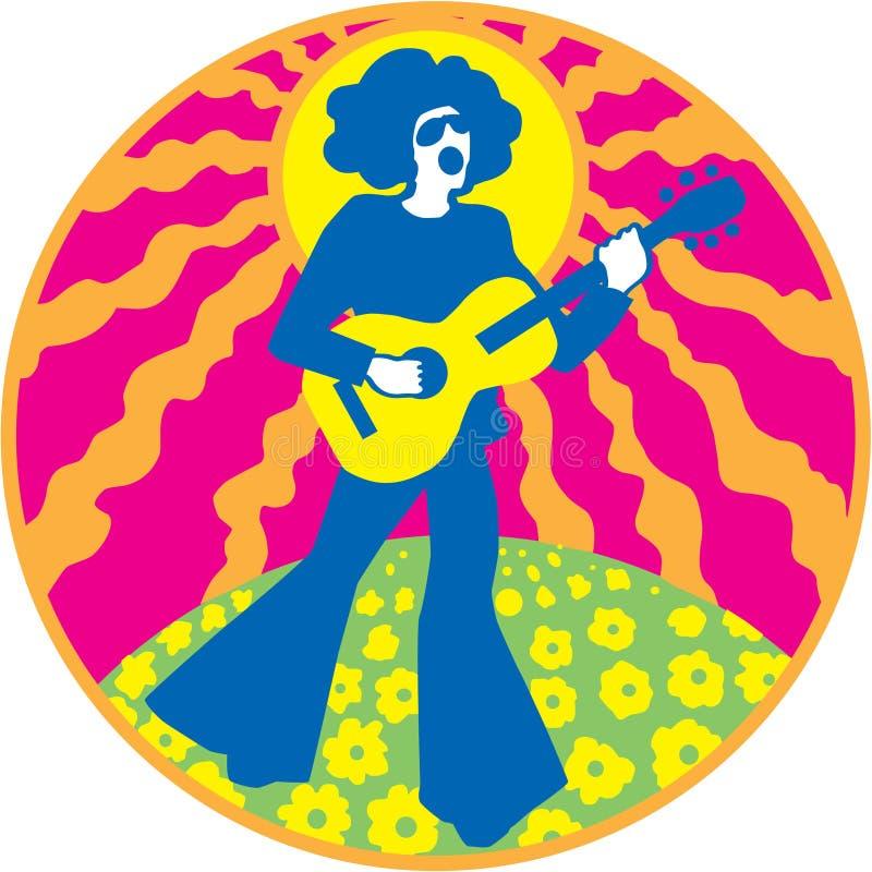 Download Canto do homem ilustração do vetor. Ilustração de entertainment - 10067659