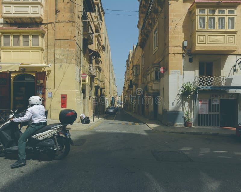 Canto dos comerciantes rua e St Nicholas Street foto de stock royalty free