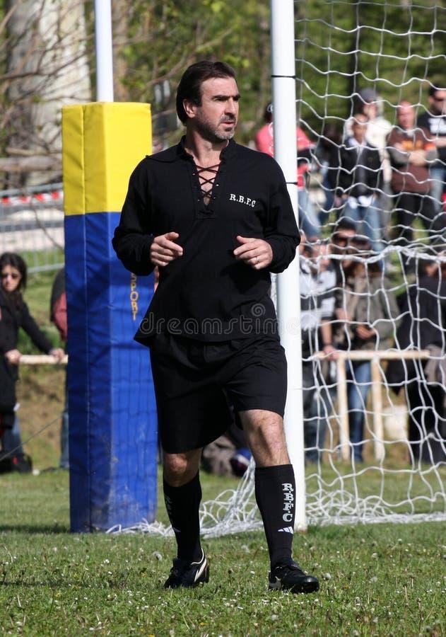 Download Cantona v Lievremont editorial stock image. Image of joel - 9234689