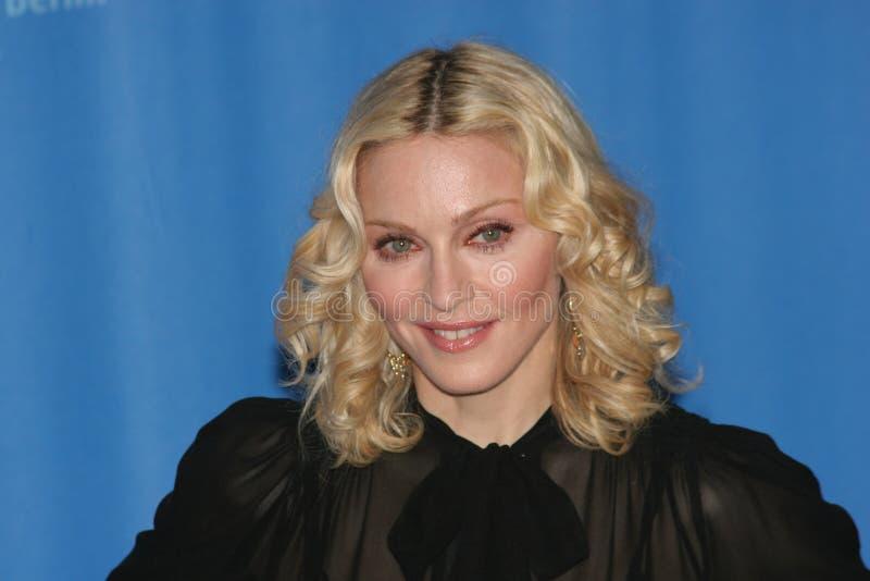 Cantor Madonna fotografia de stock royalty free