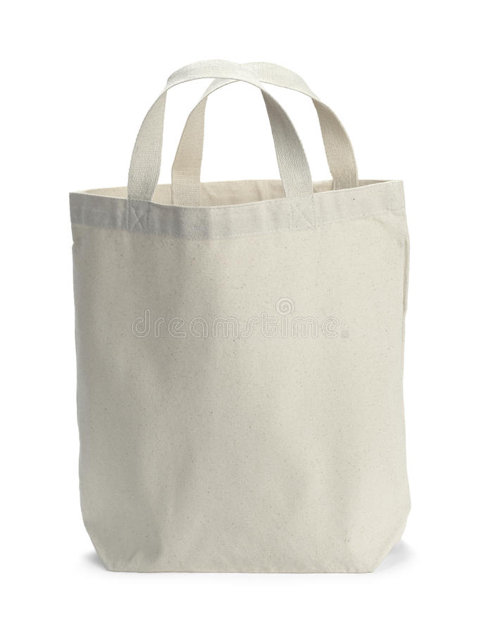 Canvas Bag royalty free stock images