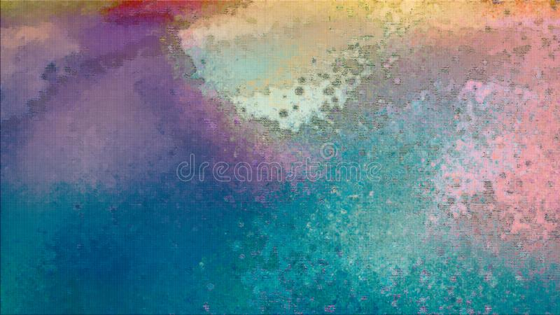 Canvas printed board. Grunge acrylic paint spill on surface. Color stained wall. Grunge brush strokes art. Stone textured paper.Hand painted rough artwork royalty free stock photos