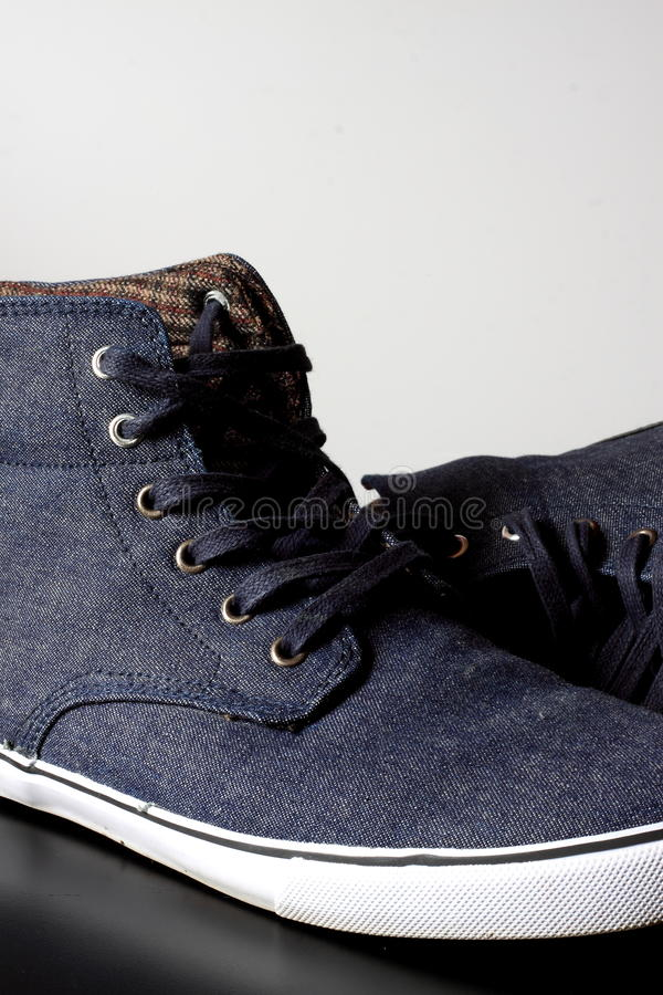Download Canvas shoes stock photo. Image of rubberwear, shoes - 22536052