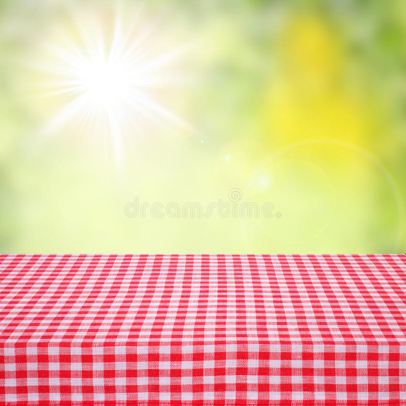 Canvas texture or background on table. Autumn Landscape stock photos