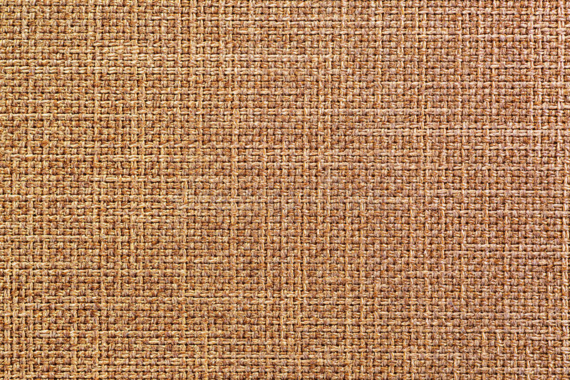 Canvas texture seamless background. stock images