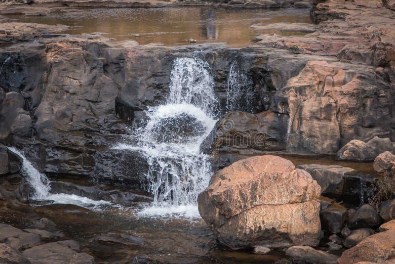 Canyon Afrique du Sud de rivière de Blyde photographie stock libre de droits