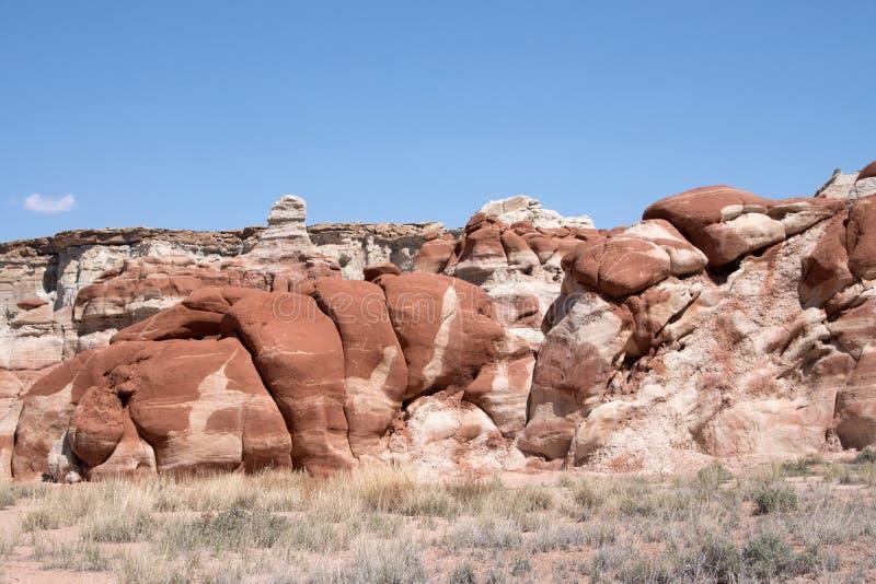 Canyon bleu, Arizona, Etats-Unis photos stock