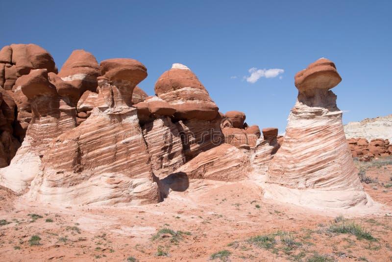 Canyon bleu, Arizona, Etats-Unis photo stock