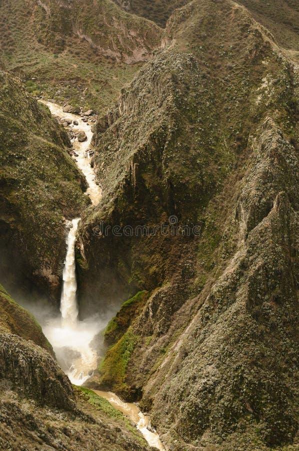 Download Canyon Cotahuasi, Peru stock image. Image of alca, arequipa - 23315395