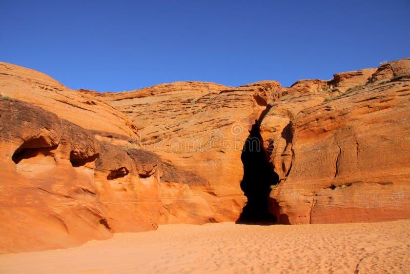 Canyon d'antilope photos stock