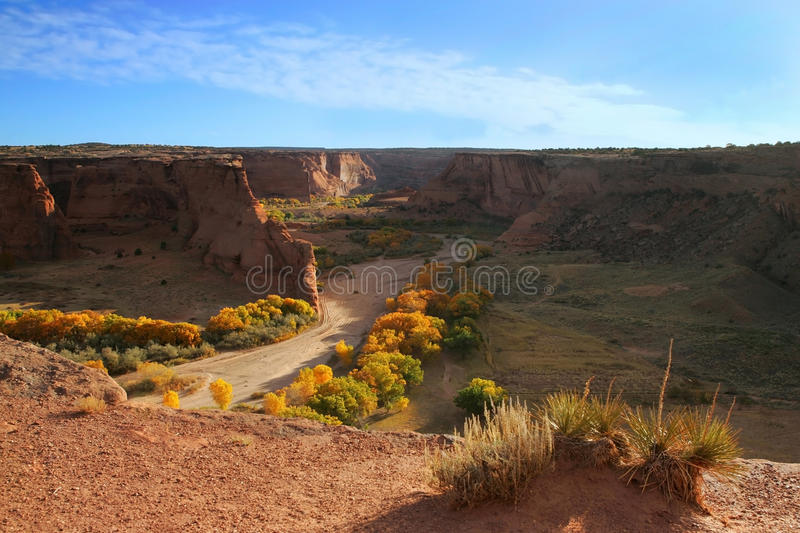 Download Canyon de Chelly stock photo. Image of natural, blue - 11883500