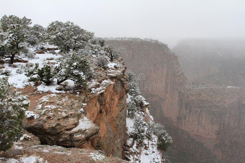 Canyon DE Chelly stock foto