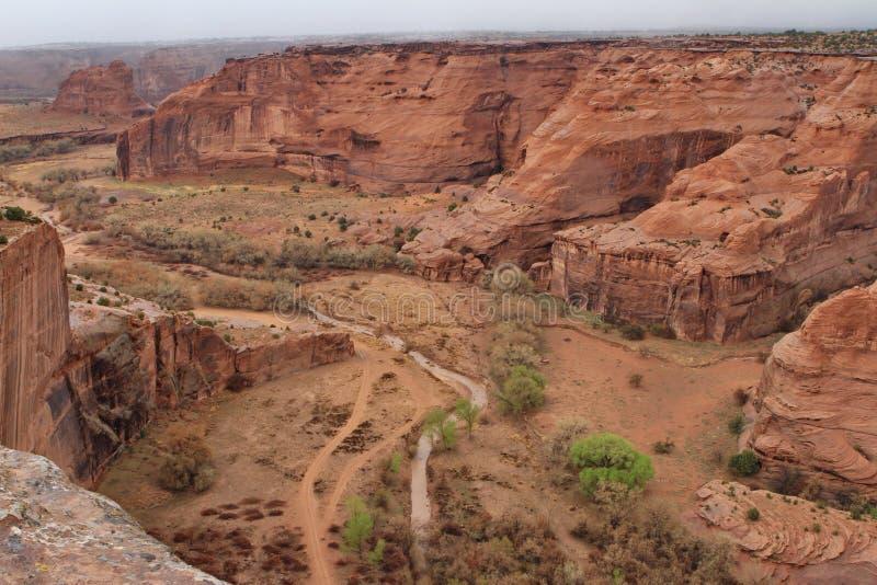 canyon de Chelly 免版税库存照片