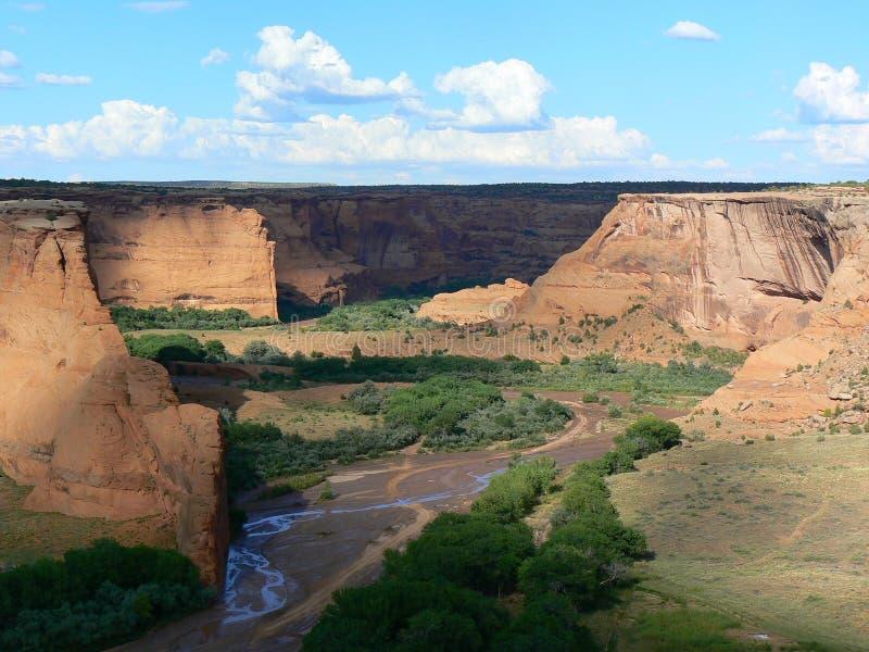canyon de chelly obraz royalty free