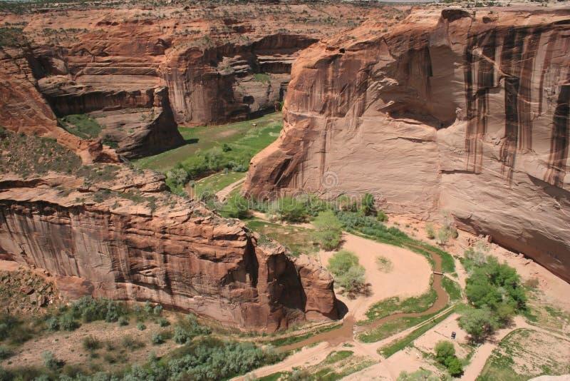 canyon de chelly obraz stock