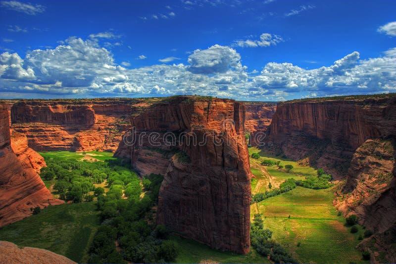Canyon de Chelly fotografie stock libere da diritti