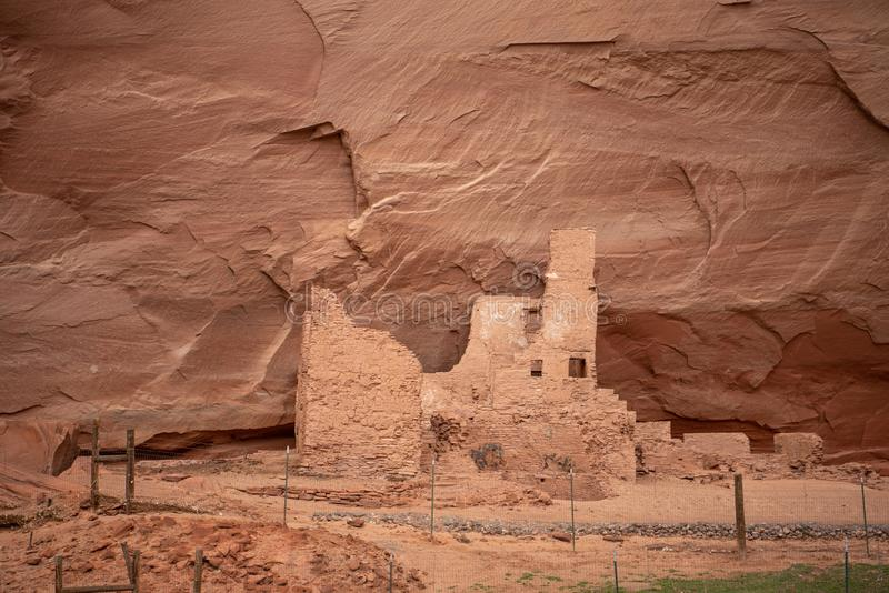 Canyon de Chelly National Monument Arizona royalty free stock images