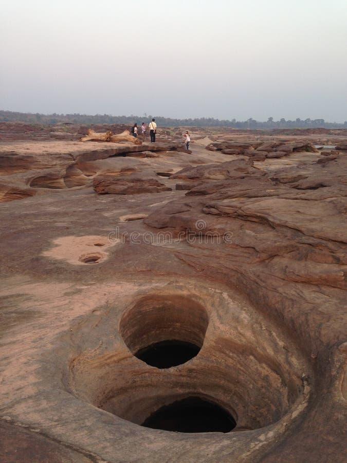 Canyon de roche photo libre de droits