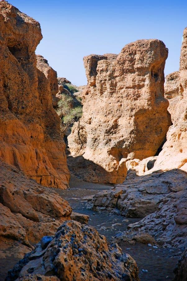 Canyon de Sesriem photographie stock libre de droits