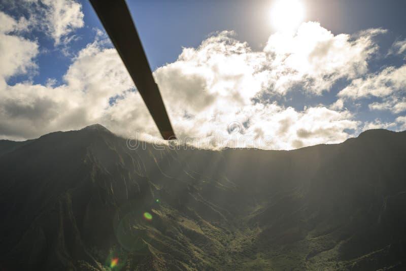 Canyon de Waimea, Kauai photographie stock libre de droits