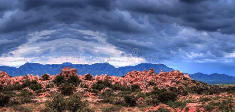 Canyon del Texas fotografie stock libere da diritti
