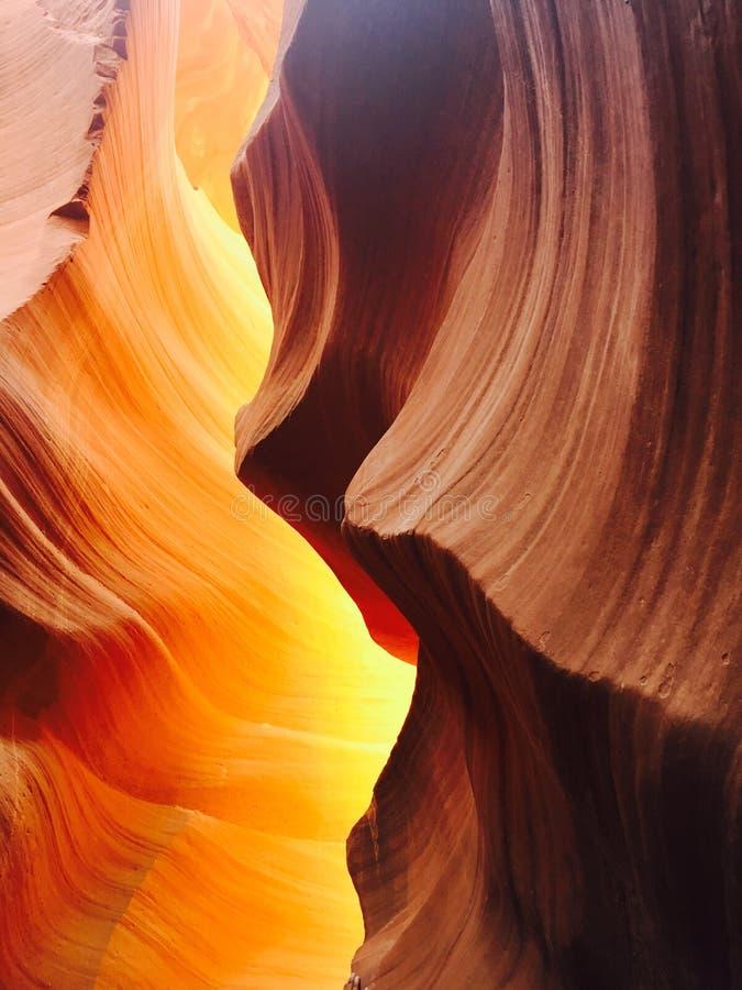 Canyon dell'antilope in Arizona immagine stock libera da diritti