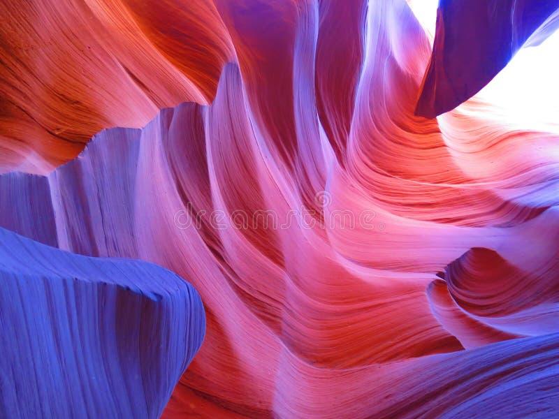 Canyon dell'antilope in Arizona immagini stock libere da diritti