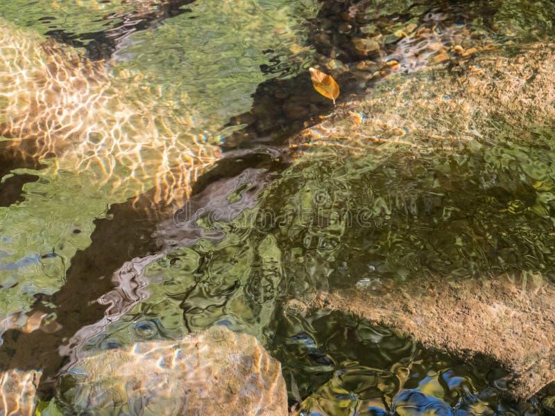 Canyon dell'insenatura della quercia fotografie stock libere da diritti