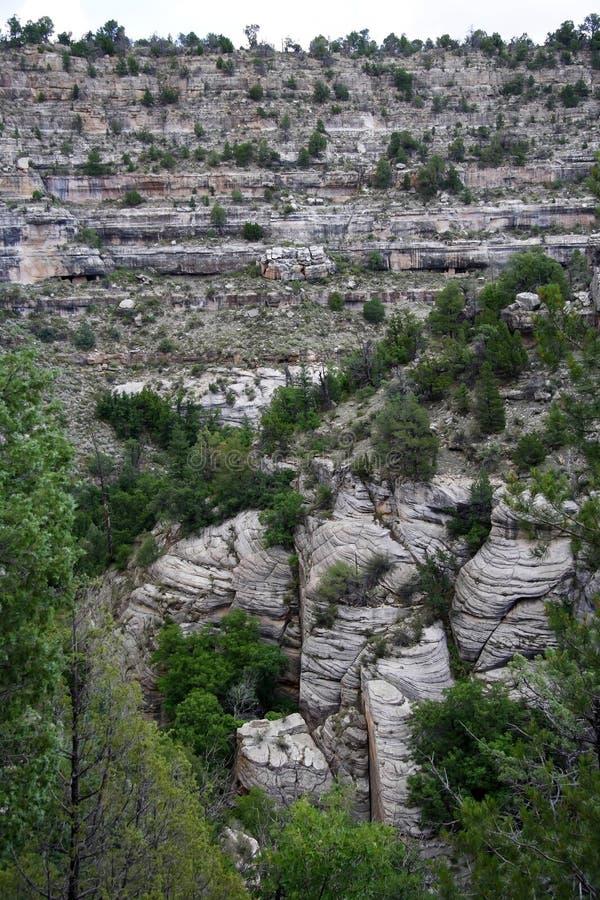 Canyon della noce fotografie stock libere da diritti