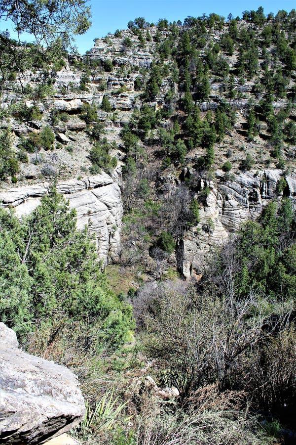 Canyon della noce fotografia stock