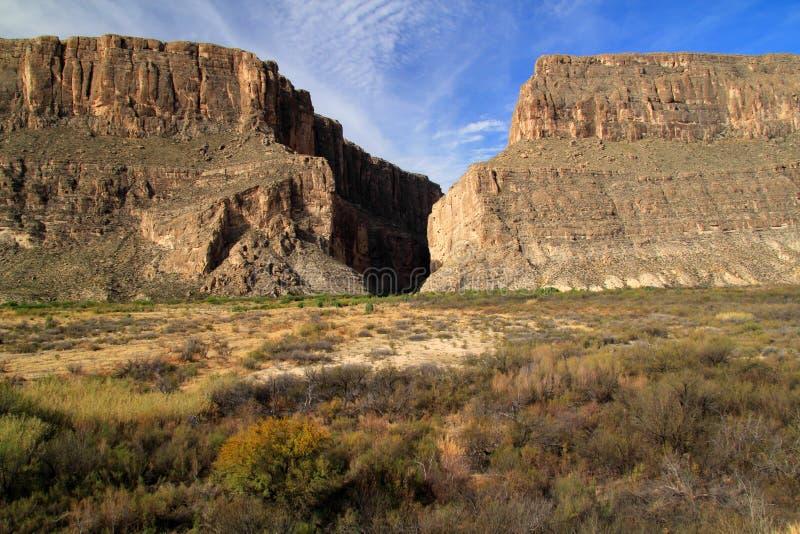 Canyon della Santa Elena immagini stock libere da diritti