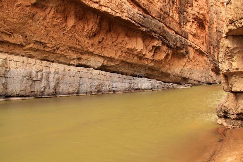 Canyon della Santa Elena immagine stock