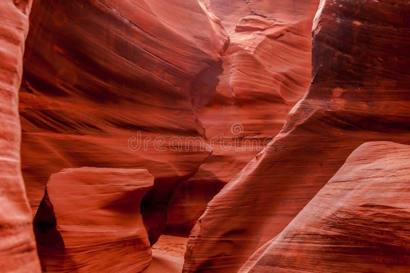 Canyon della scanalatura immagine stock libera da diritti