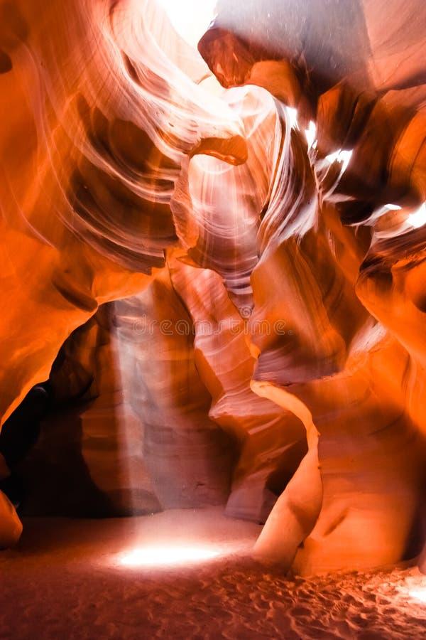 Canyon della scanalatura in Arizona immagini stock