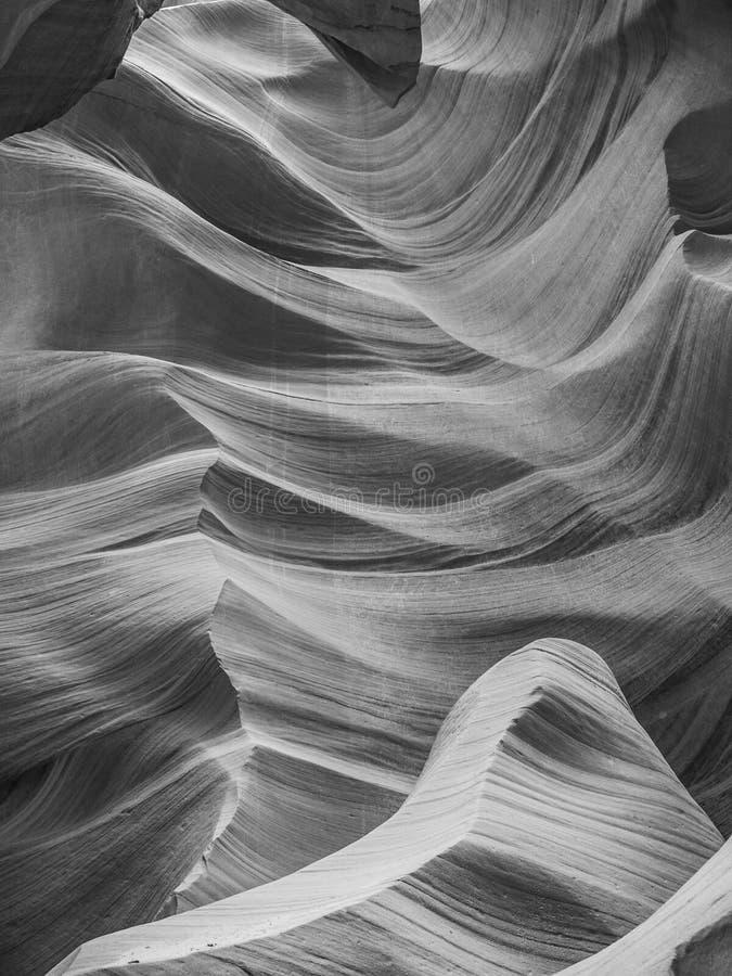 Canyon della scanalatura dell'antilope fotografie stock