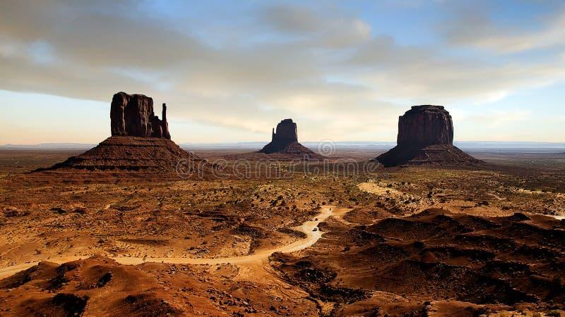 Canyon di paesaggio immagini stock