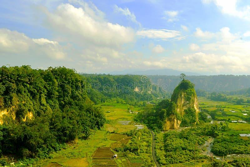 Canyon di Sianok immagini stock libere da diritti