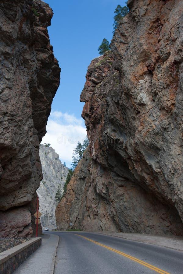 Canyon di Sinclair fotografia stock