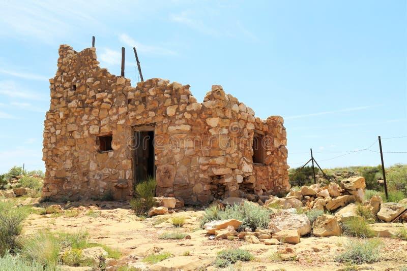 Canyon Diablo royalty free stock photography