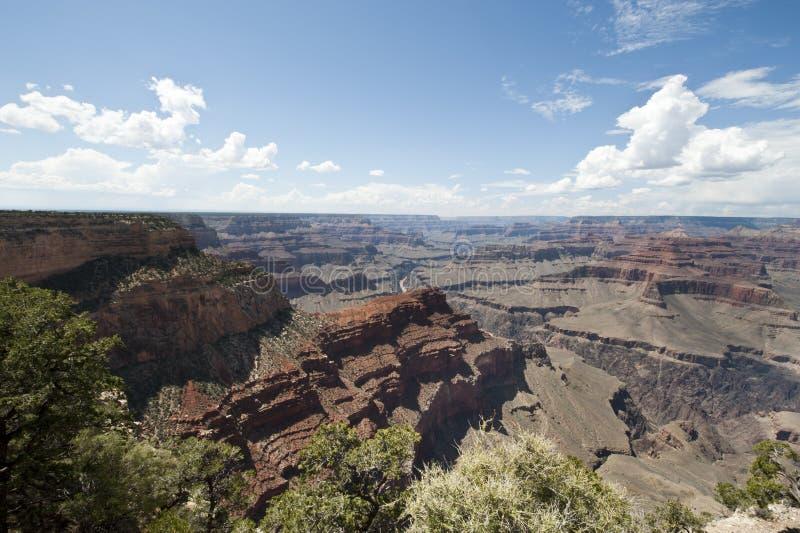 Canyon grand photographie stock libre de droits