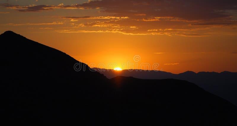 canyon la Californie images libres de droits